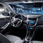 Hyundai Accent Interior-3