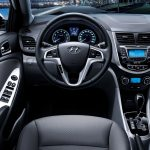 Hyundai Accent Interior-1