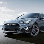 Hyundai Genesis Coupe Exterior-1