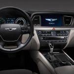 Hyundai Genesis Interior-1